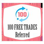 Free 100 Trades